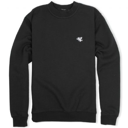 Senlak Dragon Sweatshirt - Black